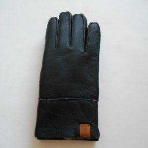 Heren_handschoenen_zwart-bruin